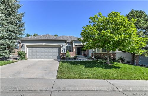Photo of 1045 Snow Lily Court, Castle Pines, CO 80108 (MLS # 9735631)