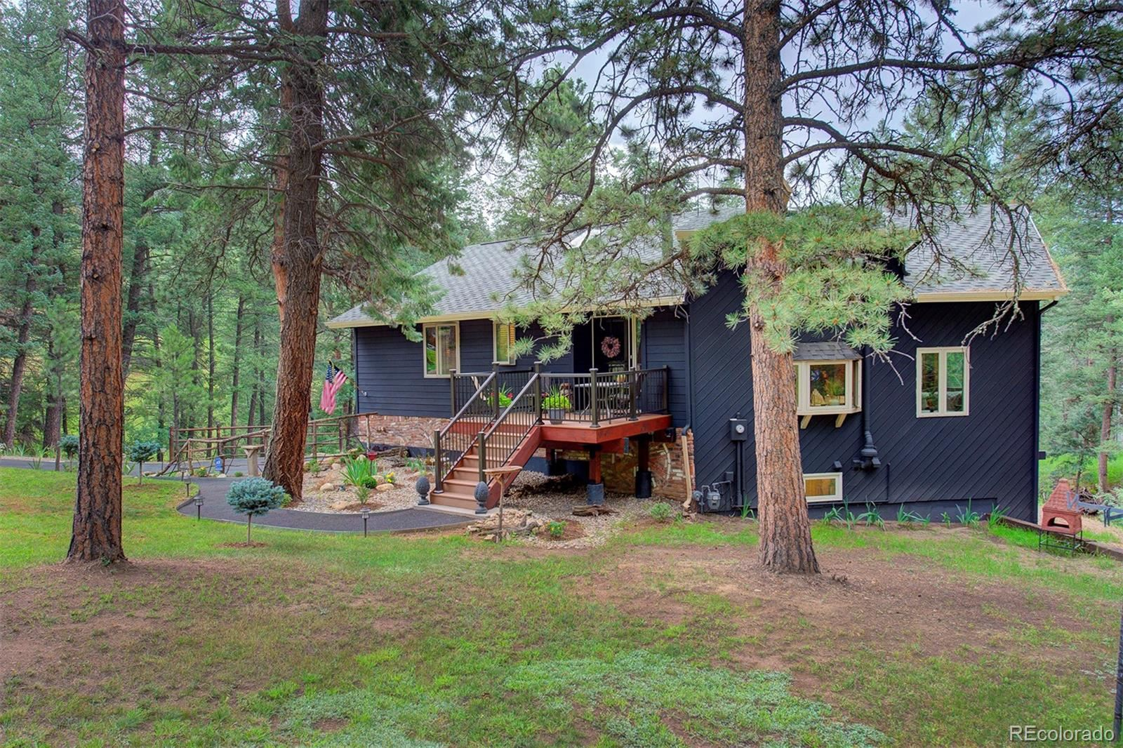 176 Cottonwood Drive, Evergreen, CO 80439 - #: 1586632