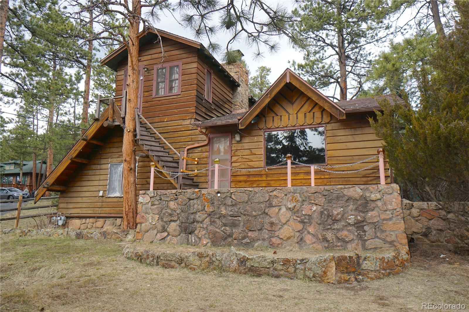 30113  Troutdale Scenic Drive, Evergreen, CO 80439 - #: 6693634
