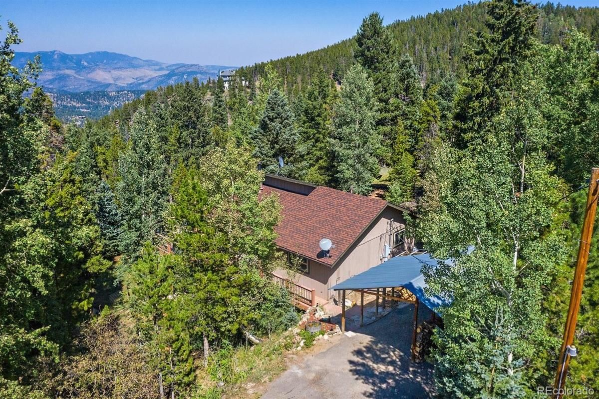 340 Castlewood Drive, Evergreen, CO 80439 - #: 3181635