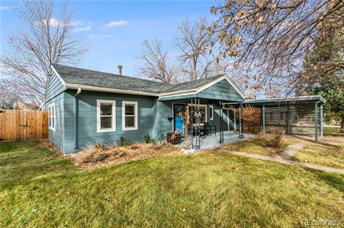 Photo of 3041 South Fairfax Street, Denver, CO 80222 (MLS # 5469636)
