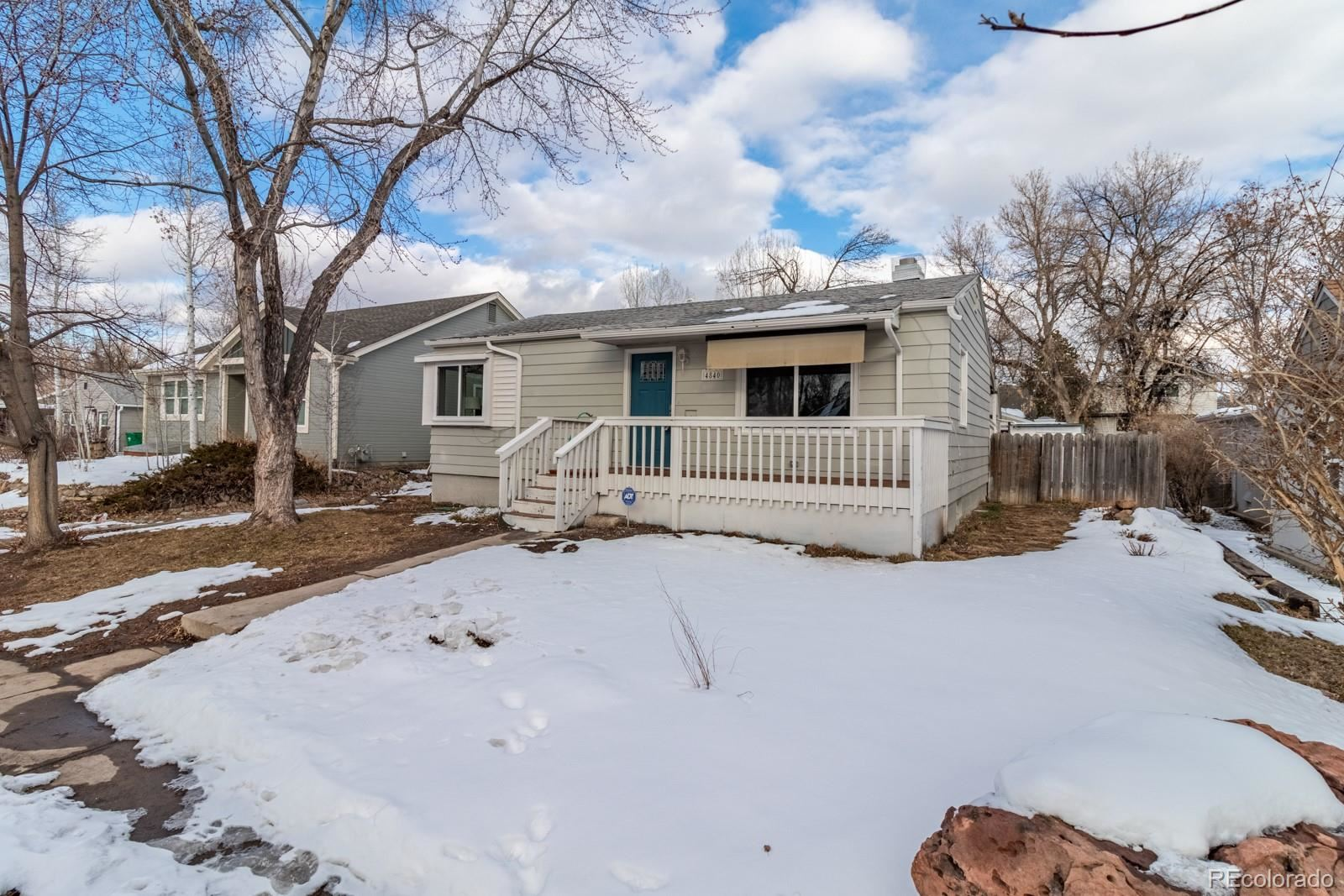 4840 S Sherman Street, Englewood, CO 80113 - #: 2362637