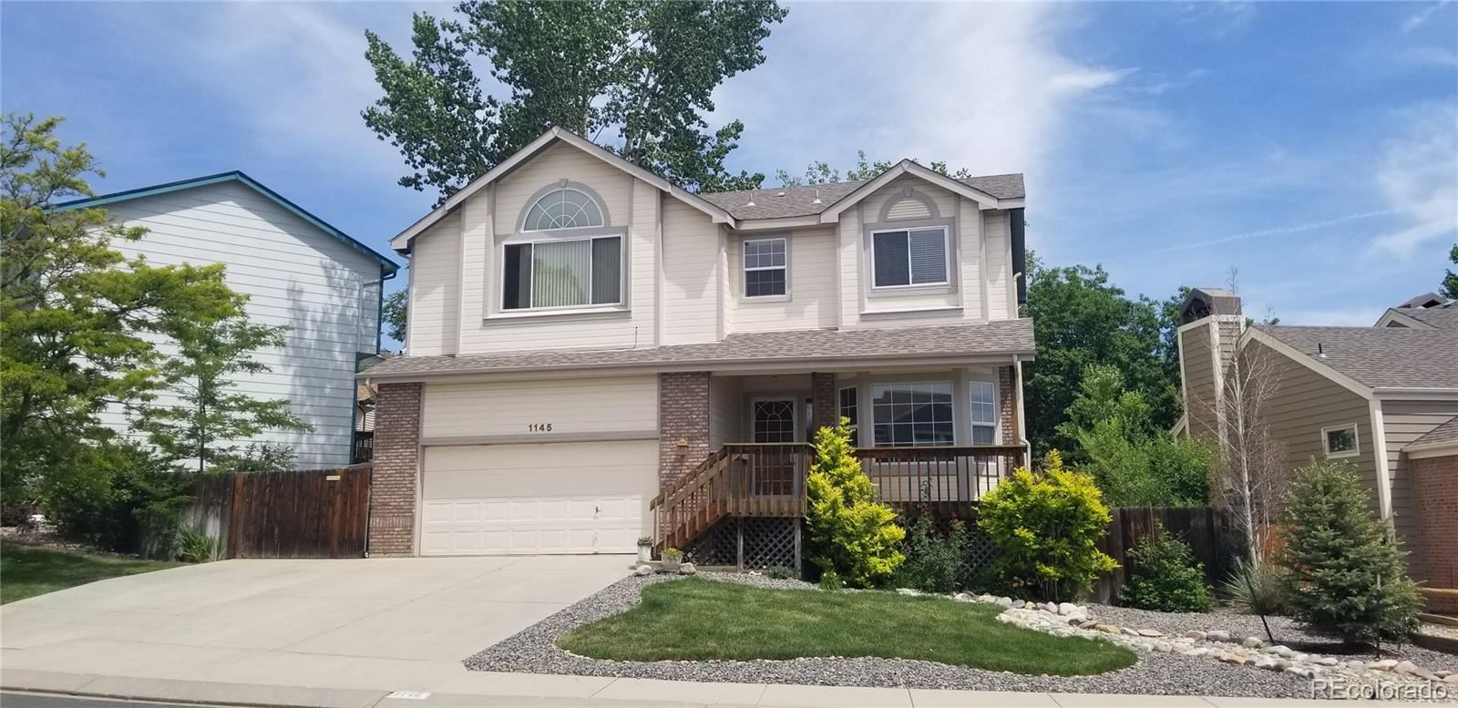1145 Marlstone Place, Colorado Springs, CO 80904 - #: 2932639