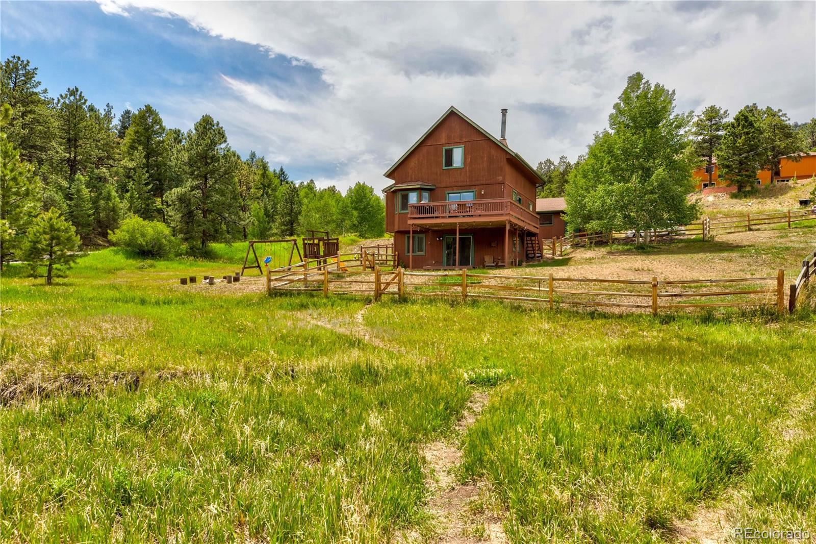 434 Wisp Creek Drive, Bailey, CO 80421 - #: 6532639