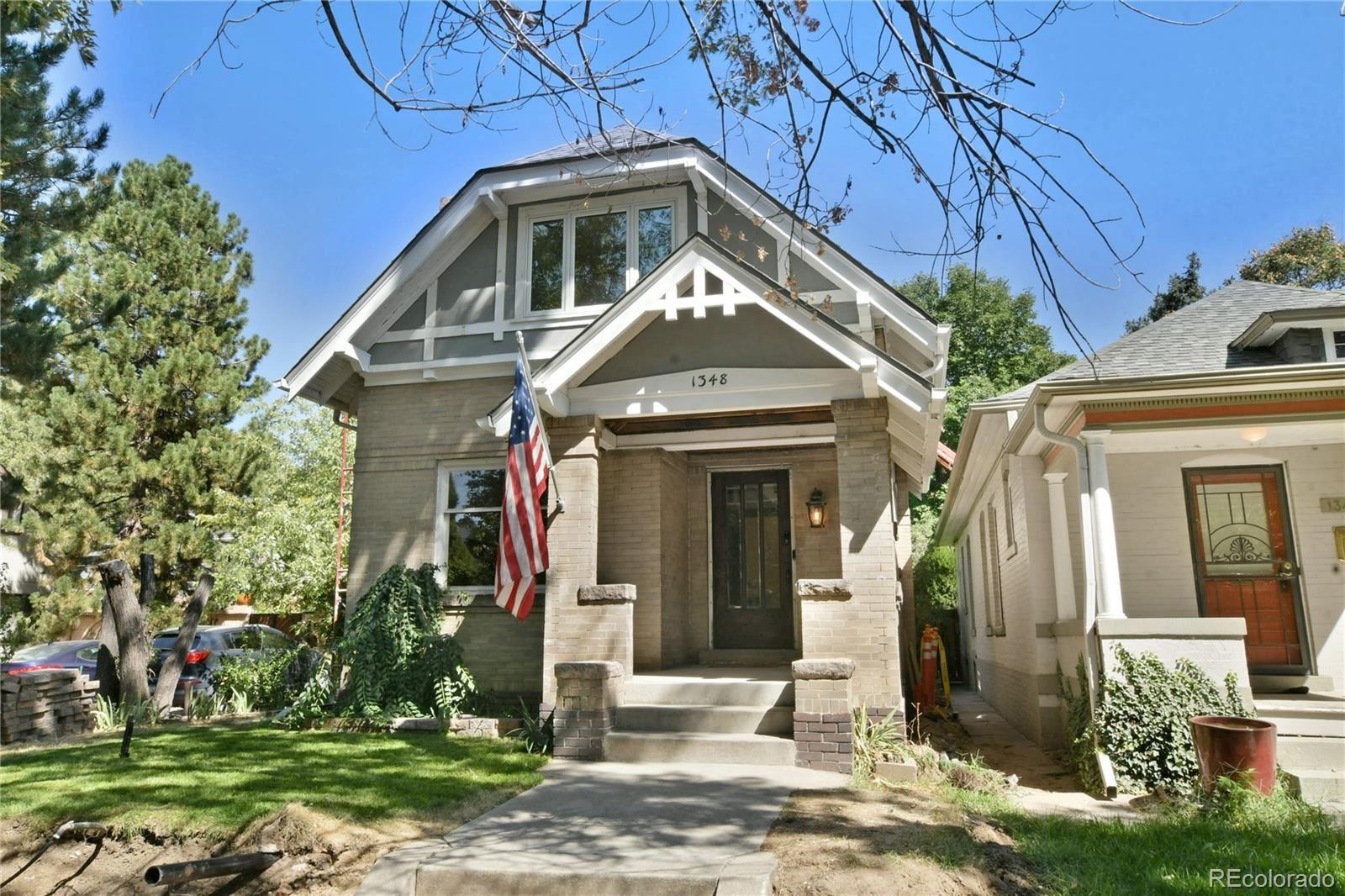 1348 N Humboldt Street, Denver, CO 80218 - MLS#: 6779639