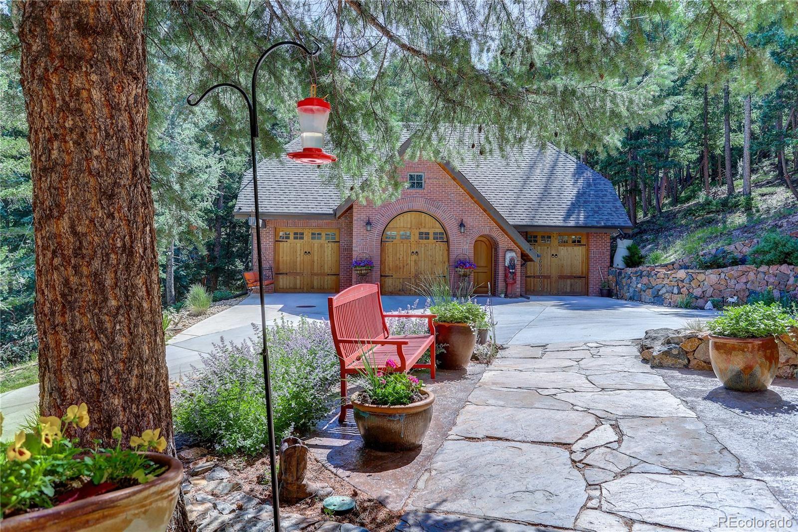 7824 Armadillo Trail, Evergreen, CO 80439 - #: 1778640