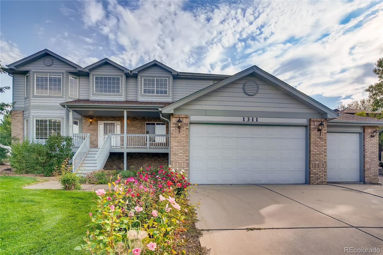 1311 Fletcher Drive, Erie, CO 80516 - #: 7511641