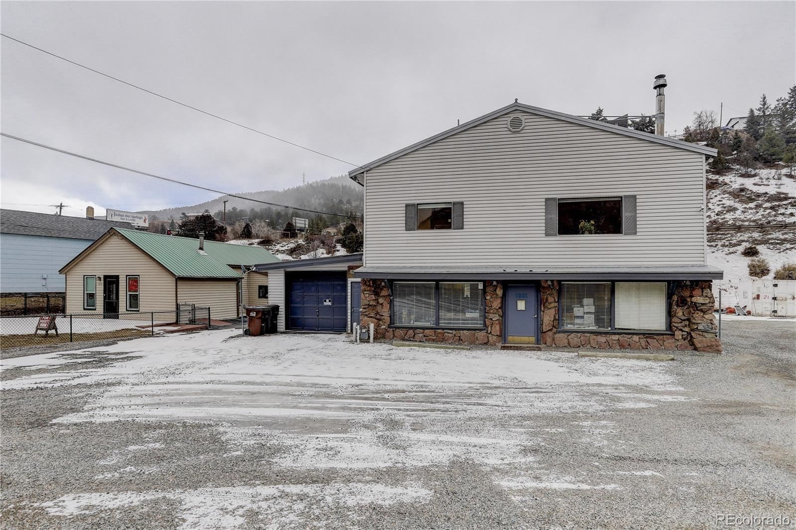 1801 Miner Street, Idaho Springs, CO 80452 - #: 5578642