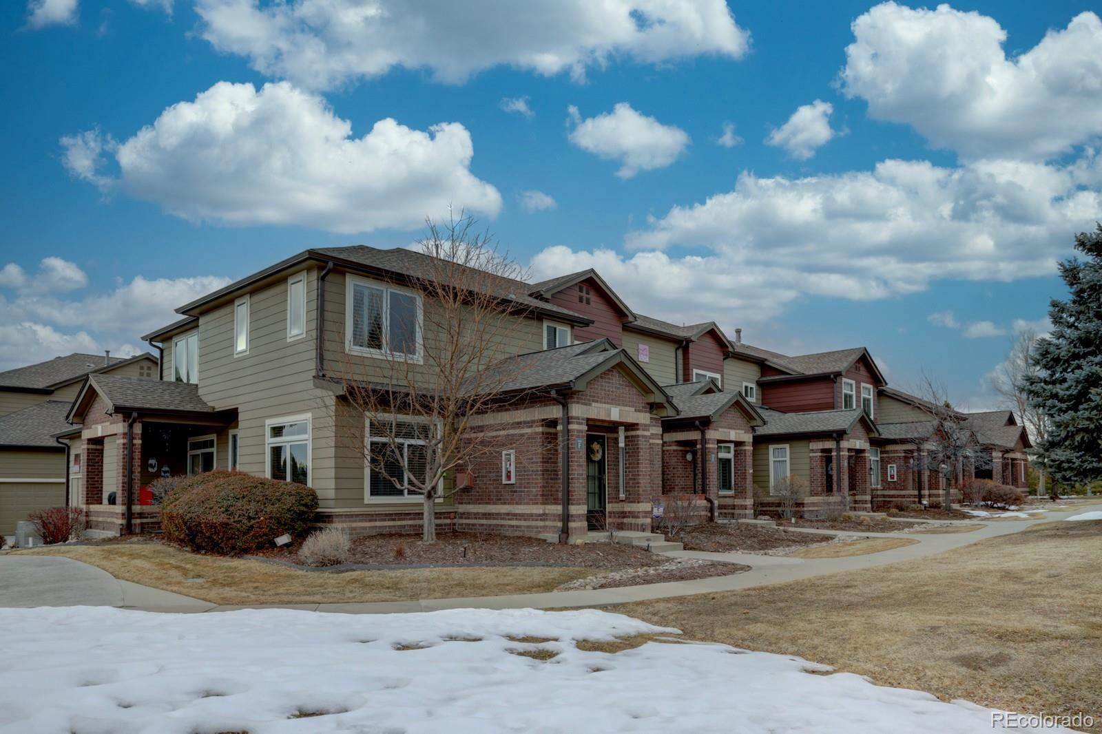 6504  Silver Mesa Drive  D #D, Highlands Ranch, CO 80130 - #: 6125642