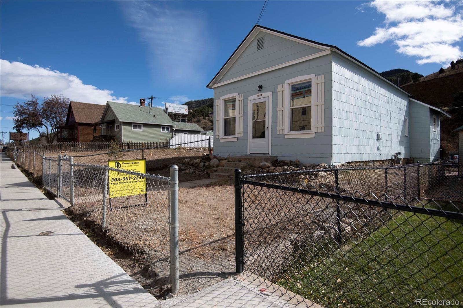 1825 Miner Street, Idaho Springs, CO 80452 - #: 4828644