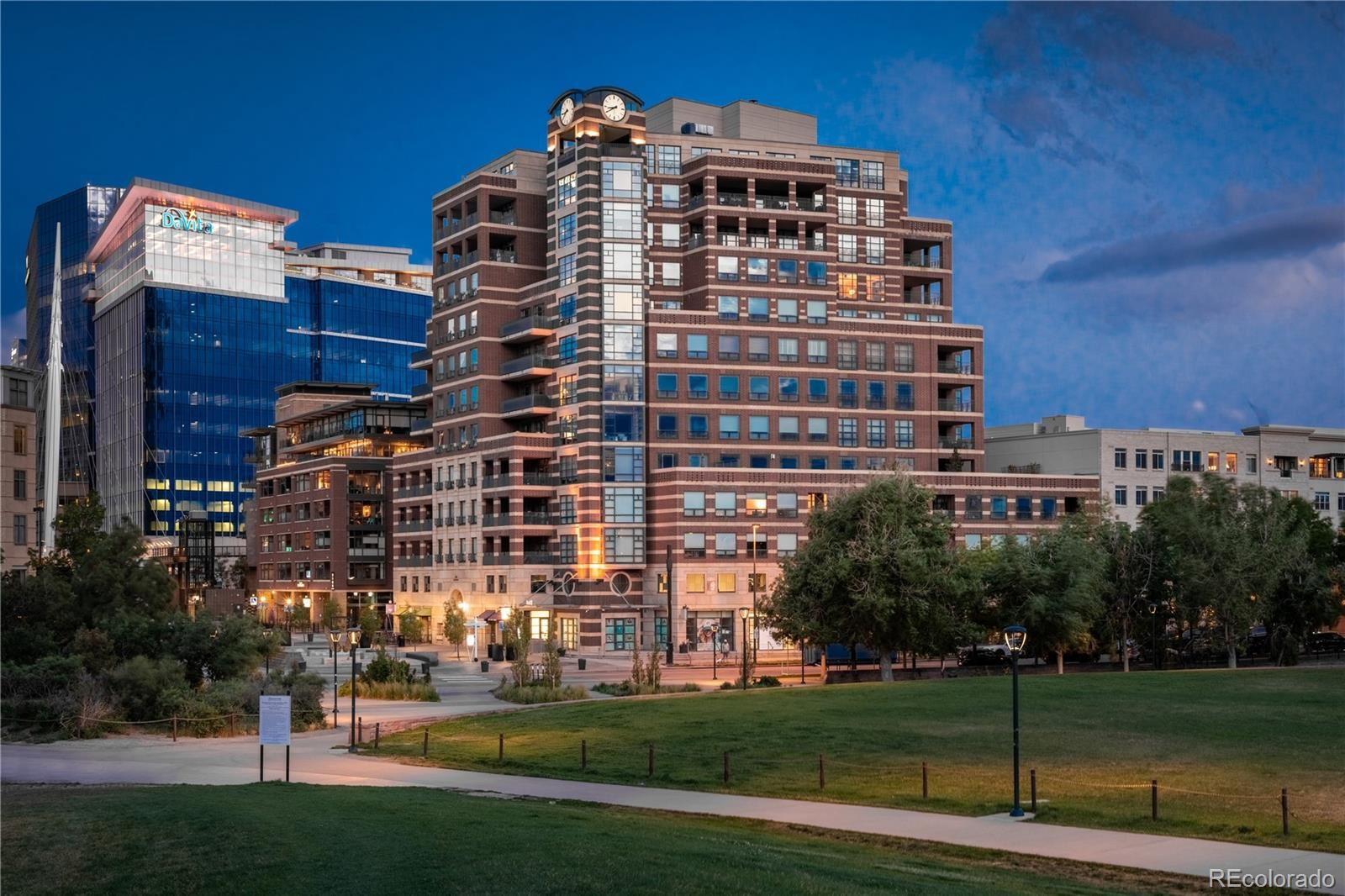 1590  Little Raven Street  PH4 #PH4, Denver, CO 80202 - MLS#: 8815645