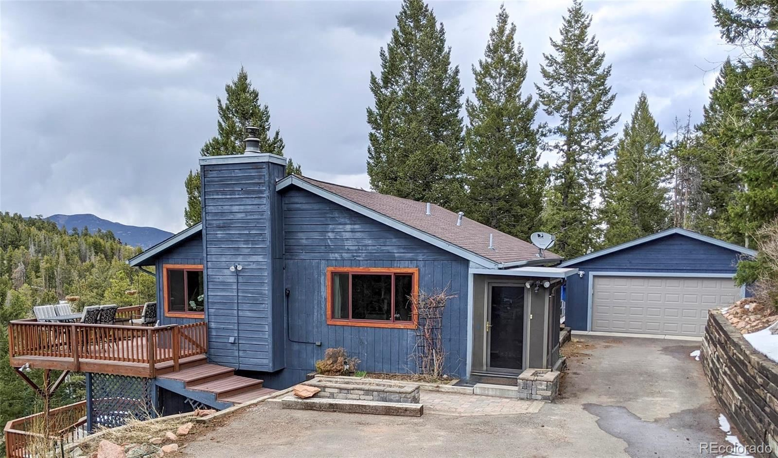 6893  Snowshoe Trail, Evergreen, CO 80439 - #: 6259646