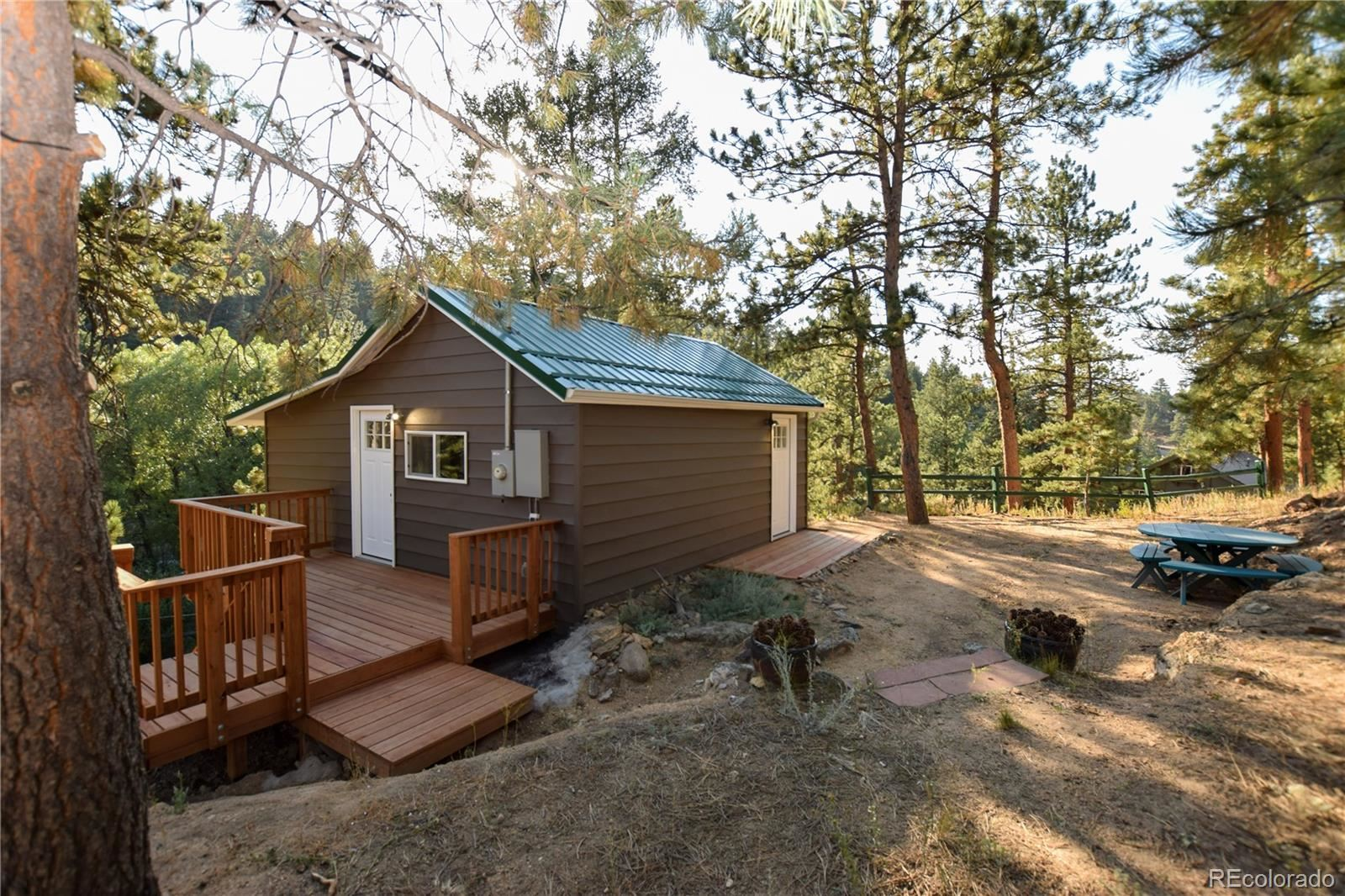 4972 Little Cub Creek Road, Evergreen, CO 80439 - #: 8774646