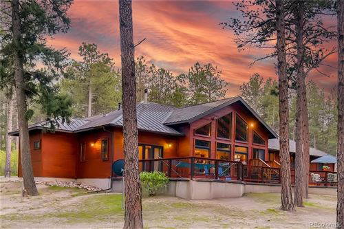 Photo of 12655 Greenland Acres Road, Larkspur, CO 80118 (MLS # 3672649)