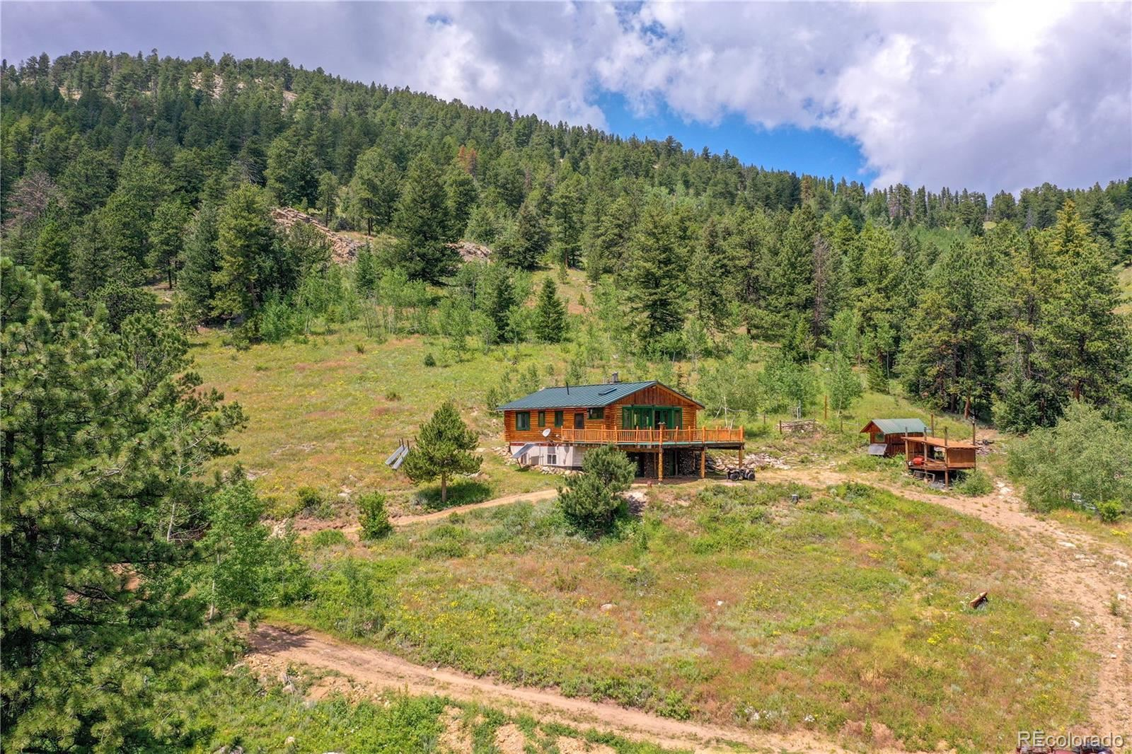 1067  Crawford Gulch Road, Golden, CO 80403 - #: 4591649