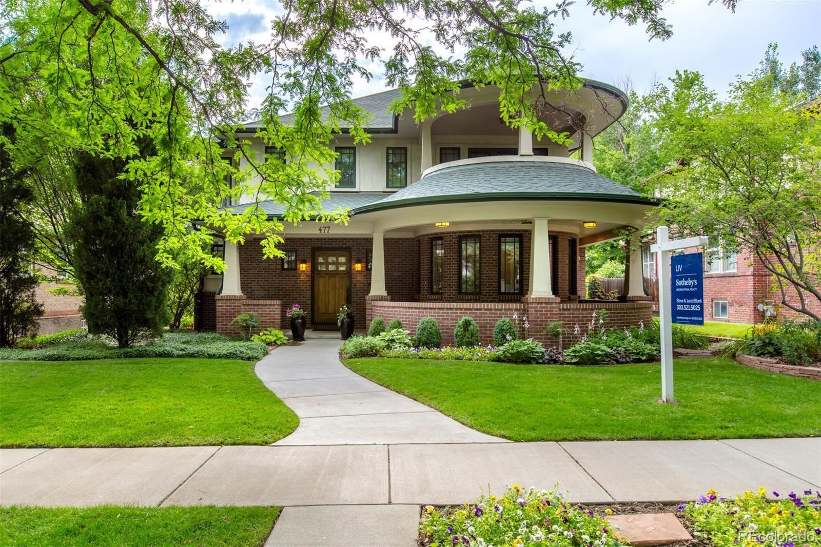 477 N High Street, Denver, CO 80218 - #: 8963649