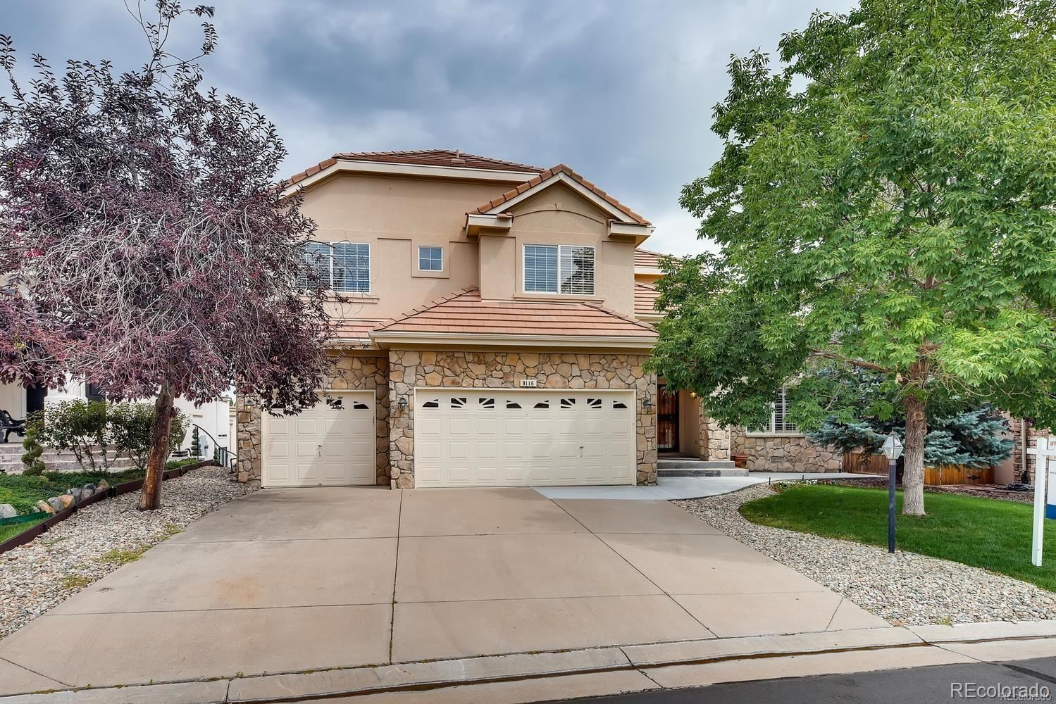 9116 S Cedar Hill Way, Lone Tree, CO 80124 - #: 2600650