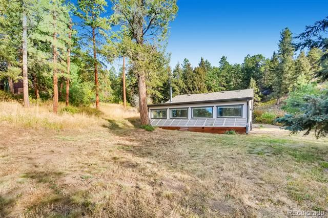11555 South US Highway 285 Frontage Road, Conifer, CO 80433 - #: 9295652