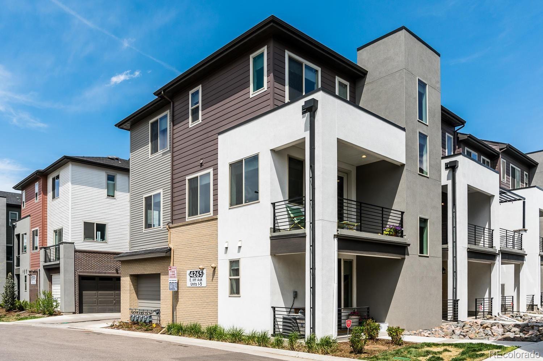 4265 E Iliff Avenue  1 #1, Denver, CO 80222 - #: 9903652