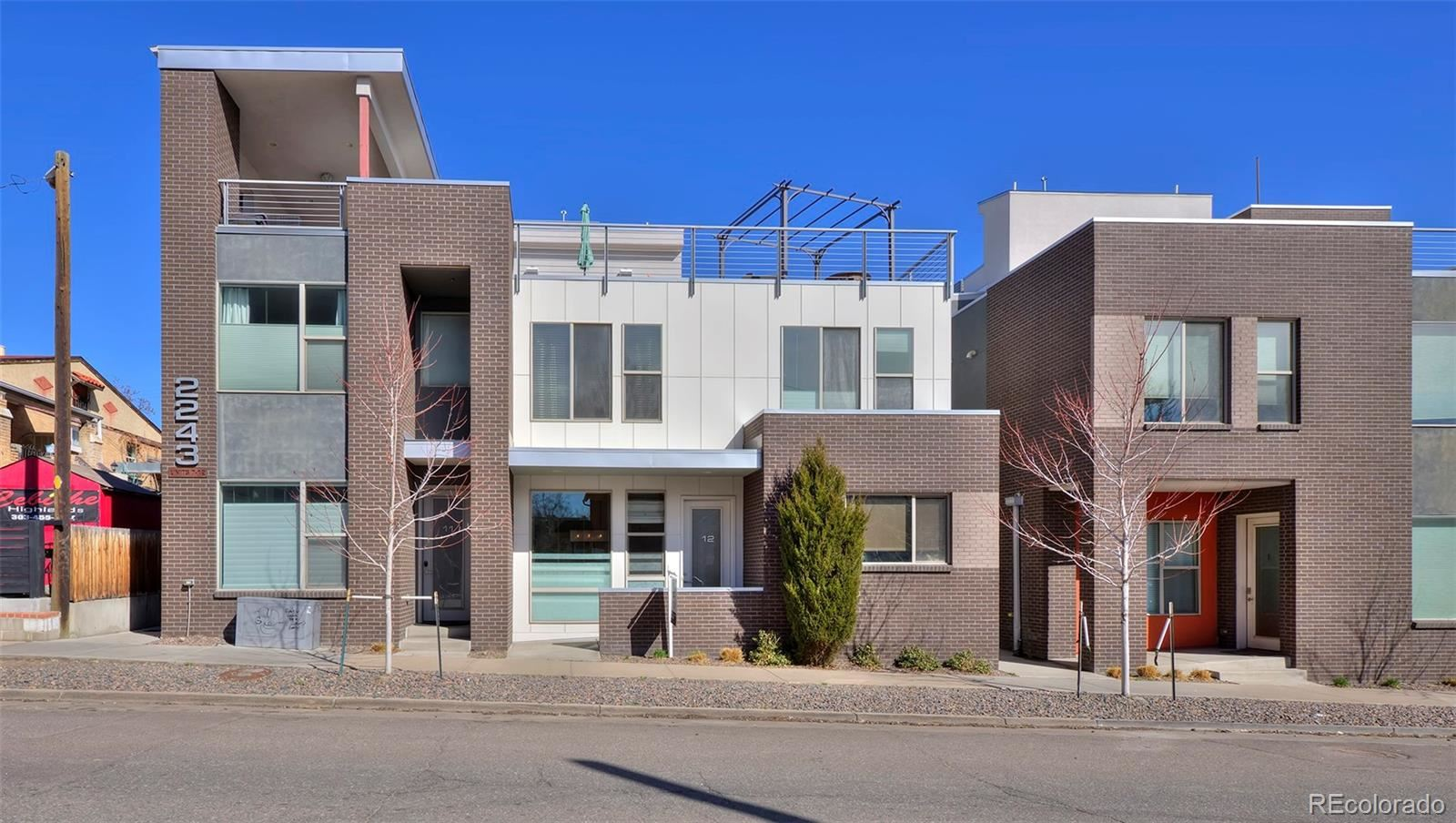 2243 W 32nd Avenue  12 #12, Denver, CO 80211 - #: 4479653