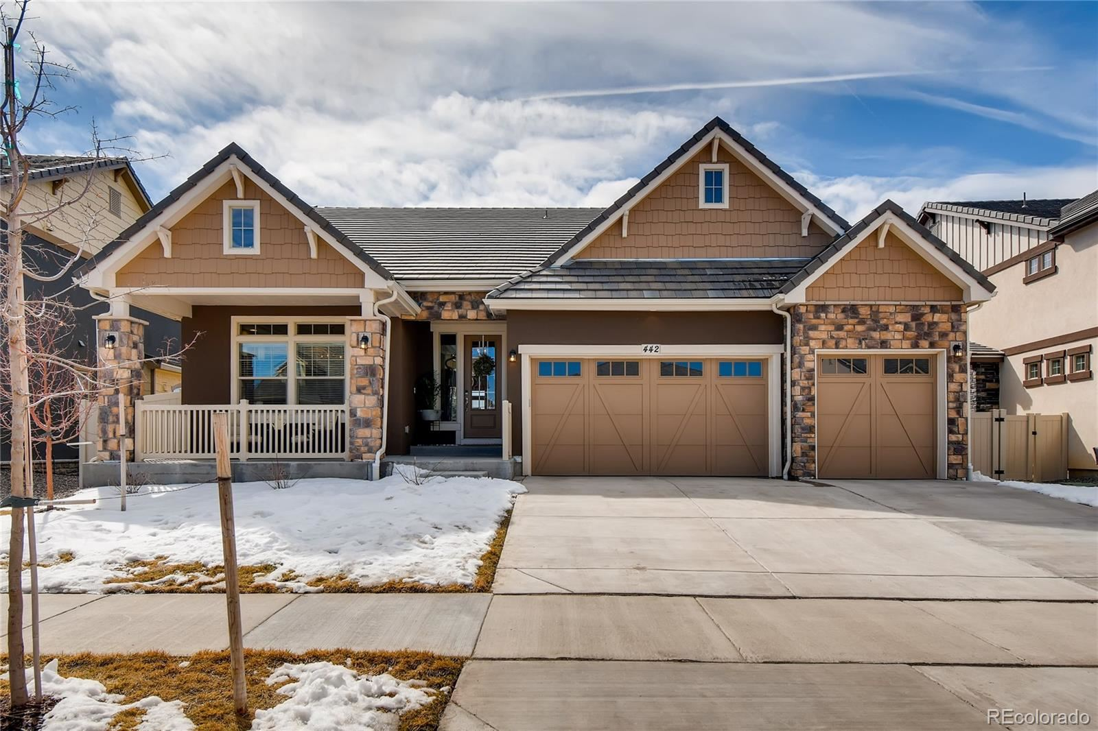 442  Painted Horse Way, Erie, CO 80516 - #: 6033653