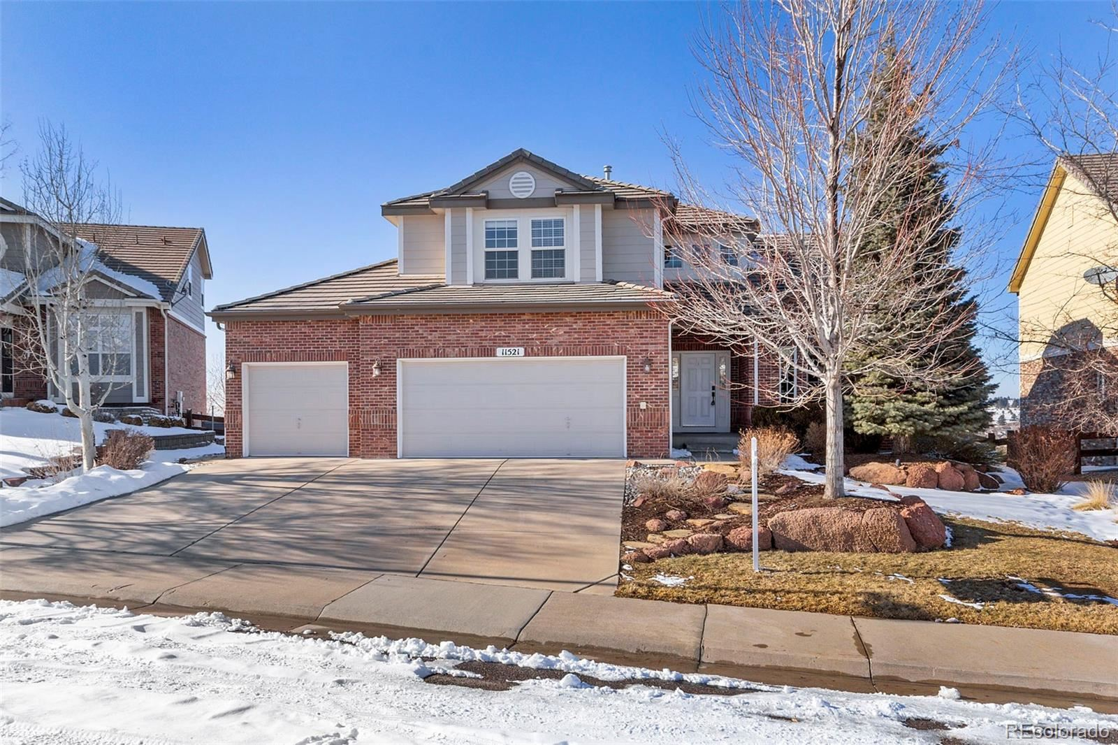 11521  Bent Oaks Street, Parker, CO 80138 - #: 1646654