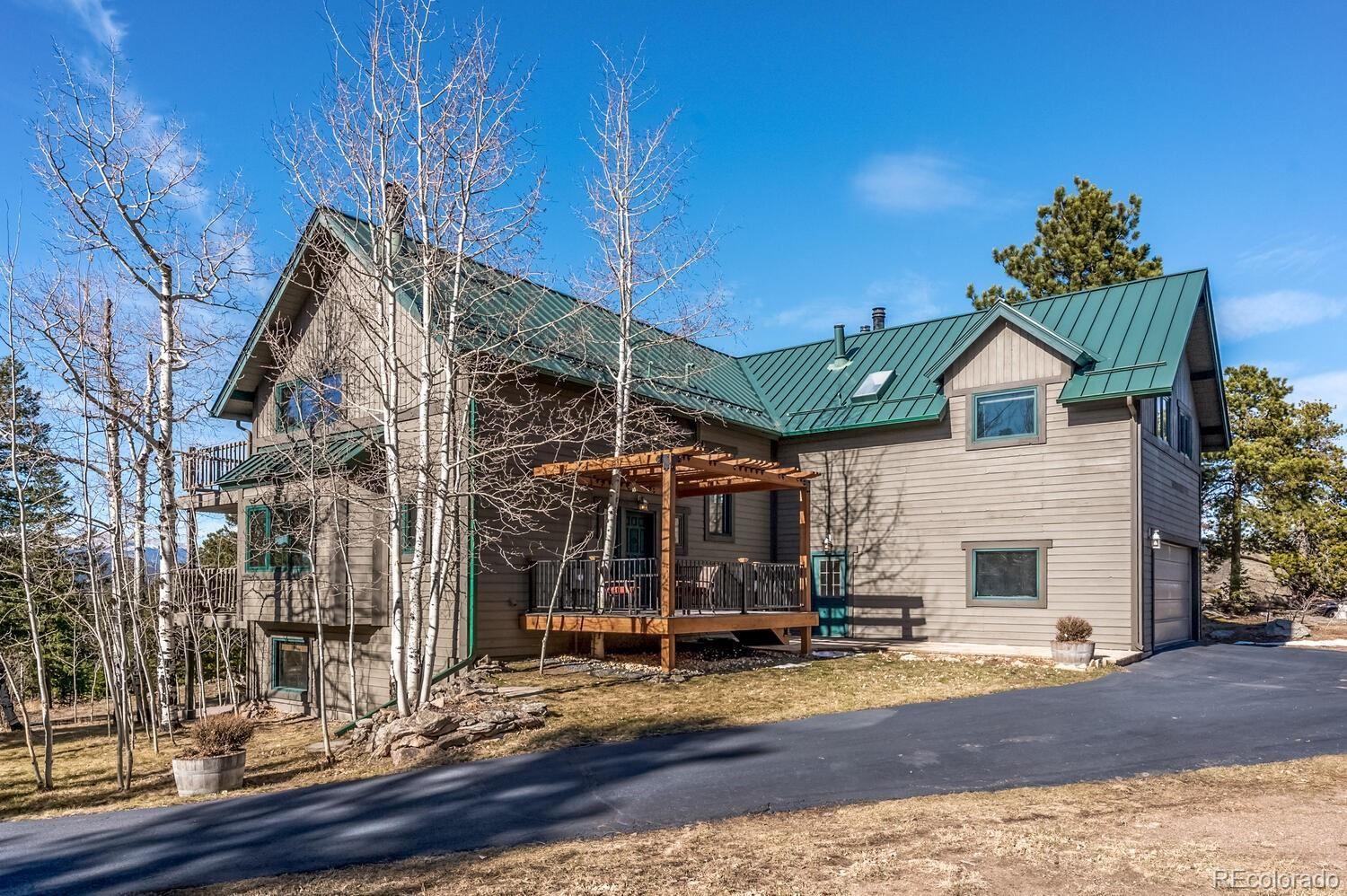 26261 Wolverine Trail, Evergreen, CO 80439 - #: 3863654