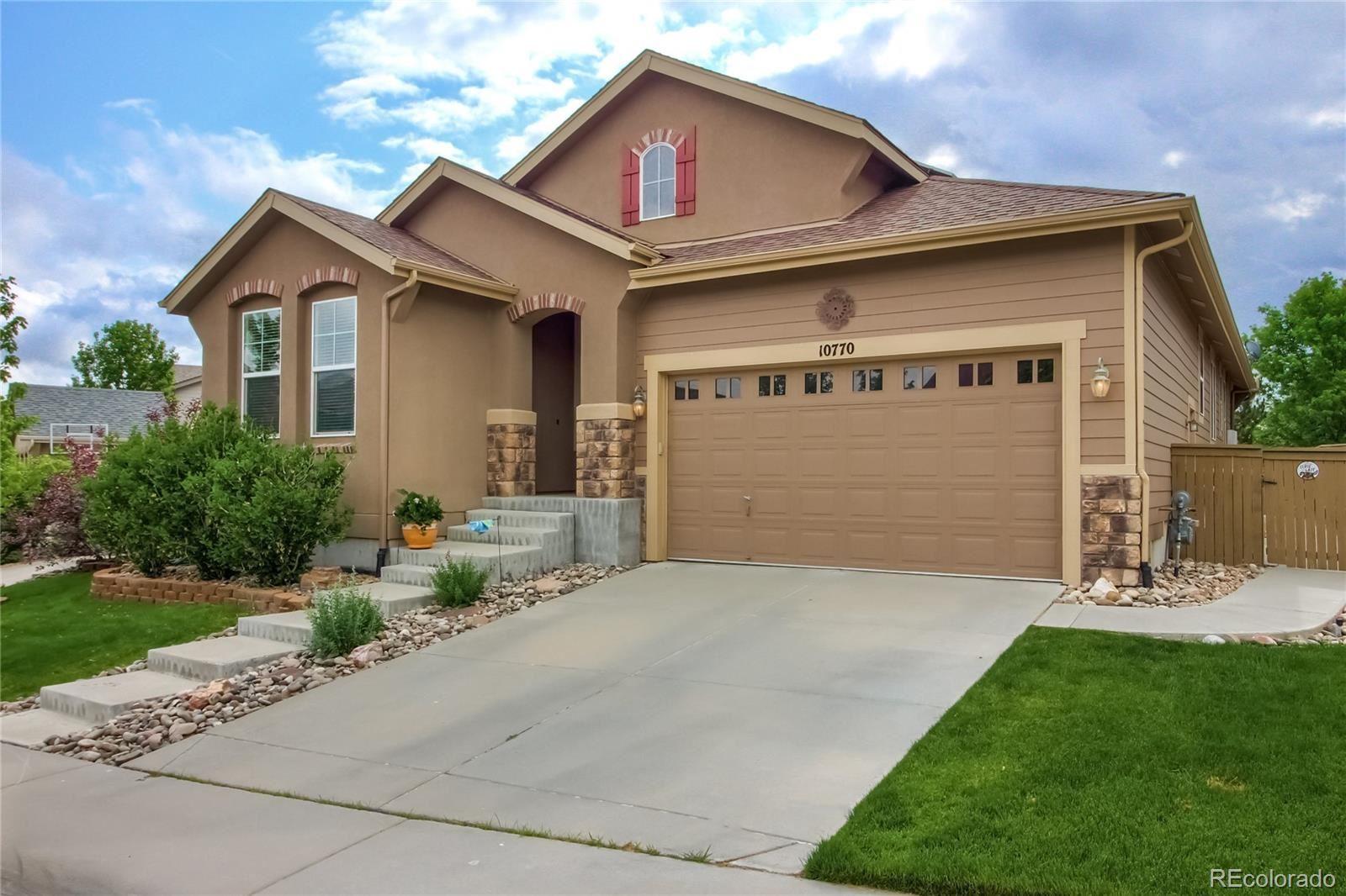 10770 Huntwick Street, Highlands Ranch, CO 80130 - #: 4558655