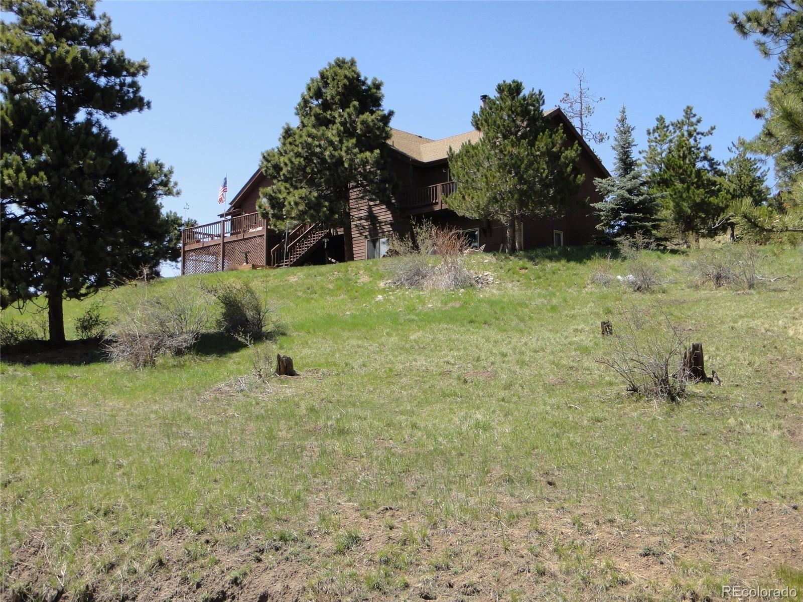 27001 Ridge Trail, Conifer, CO 80433 - #: 5552655
