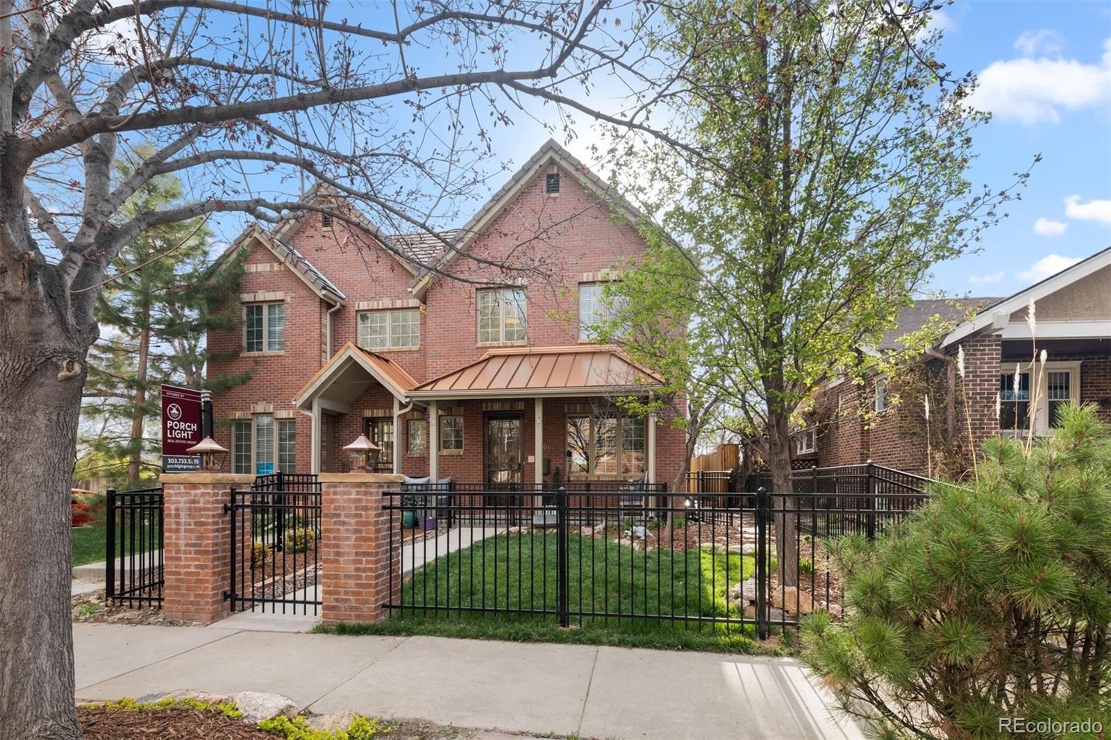 791 S Corona Street, Denver, CO 80209 - #: 4734657