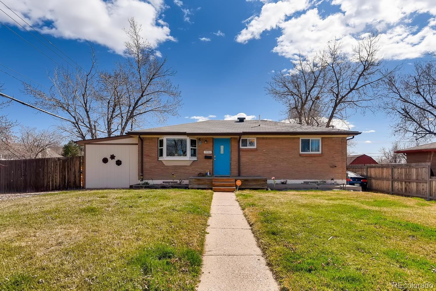 7996  Joan Drive, Denver, CO 80221 - #: 5815659