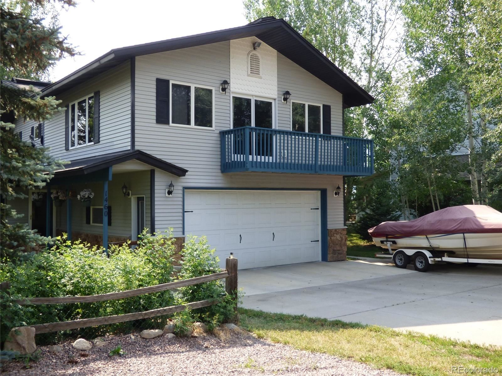 Photo of 1460 Park Court, Steamboat Springs, CO 80487 (MLS # 9296661)