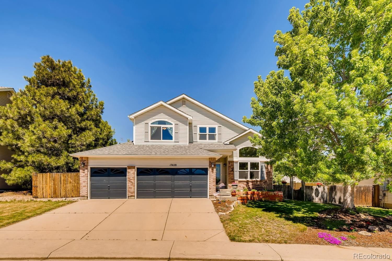 17428 E Bellewood Circle, Aurora, CO 80015 - #: 9313661