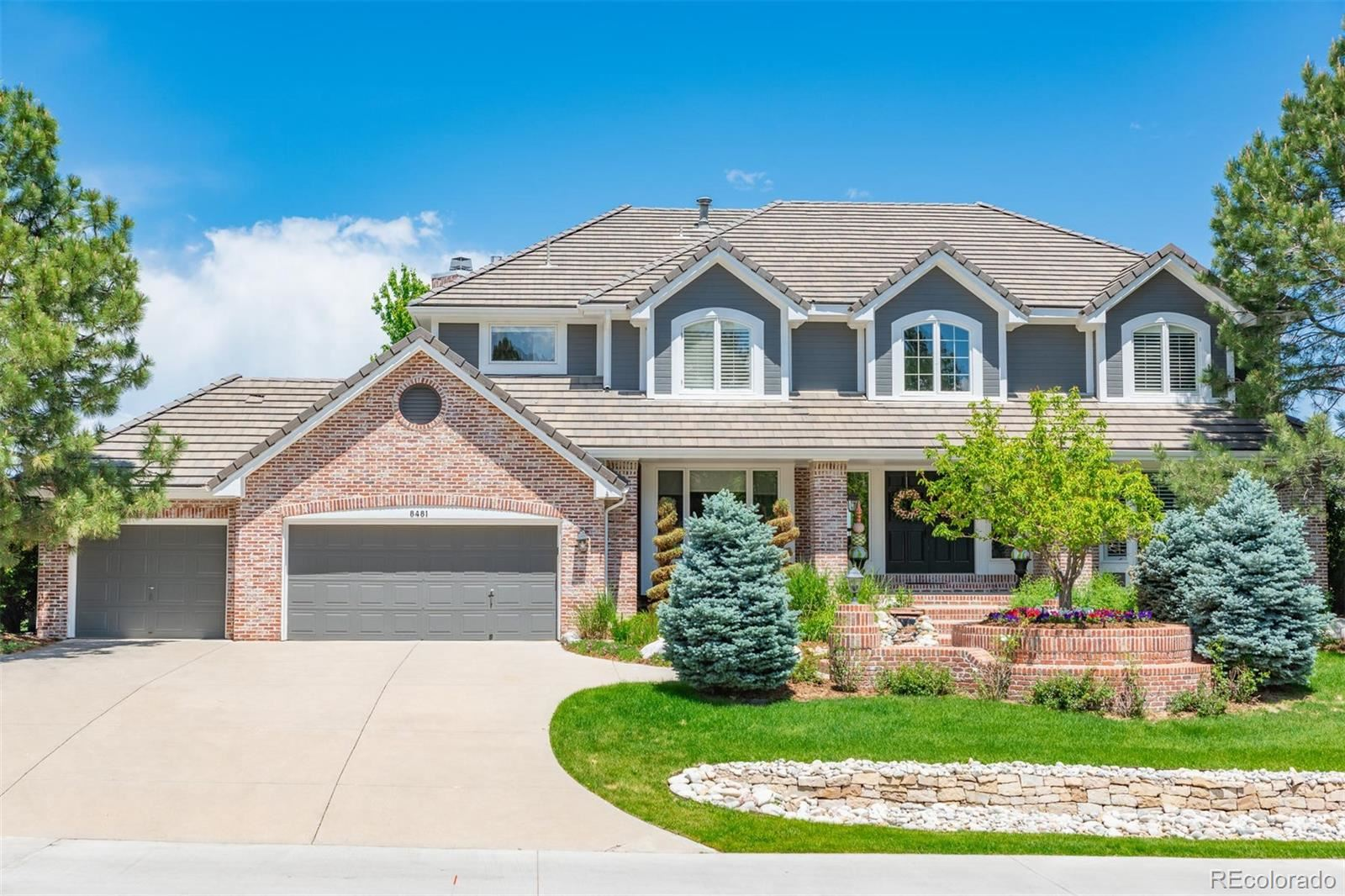 8481  Colonial Drive, Lone Tree, CO 80124 - #: 2695662
