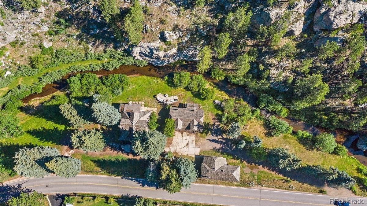 32223 Upper Bear Creek Road, Evergreen, CO 80439 - #: 4802664