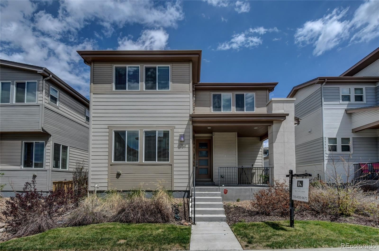 9759  Dunning Circle, Highlands Ranch, CO 80126 - #: 8456665