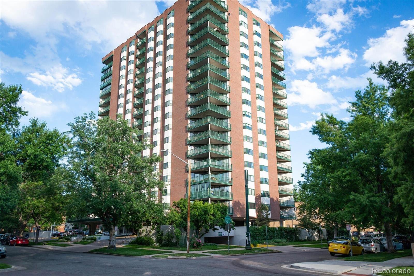Photo of 550 E 12th Avenue #1701, Denver, CO 80203 (MLS # 1556666)