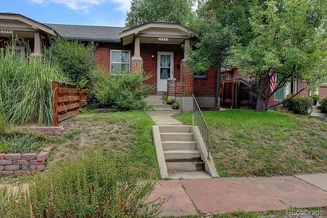 430 North Downing Street, Denver, CO 80218 - #: 8202666