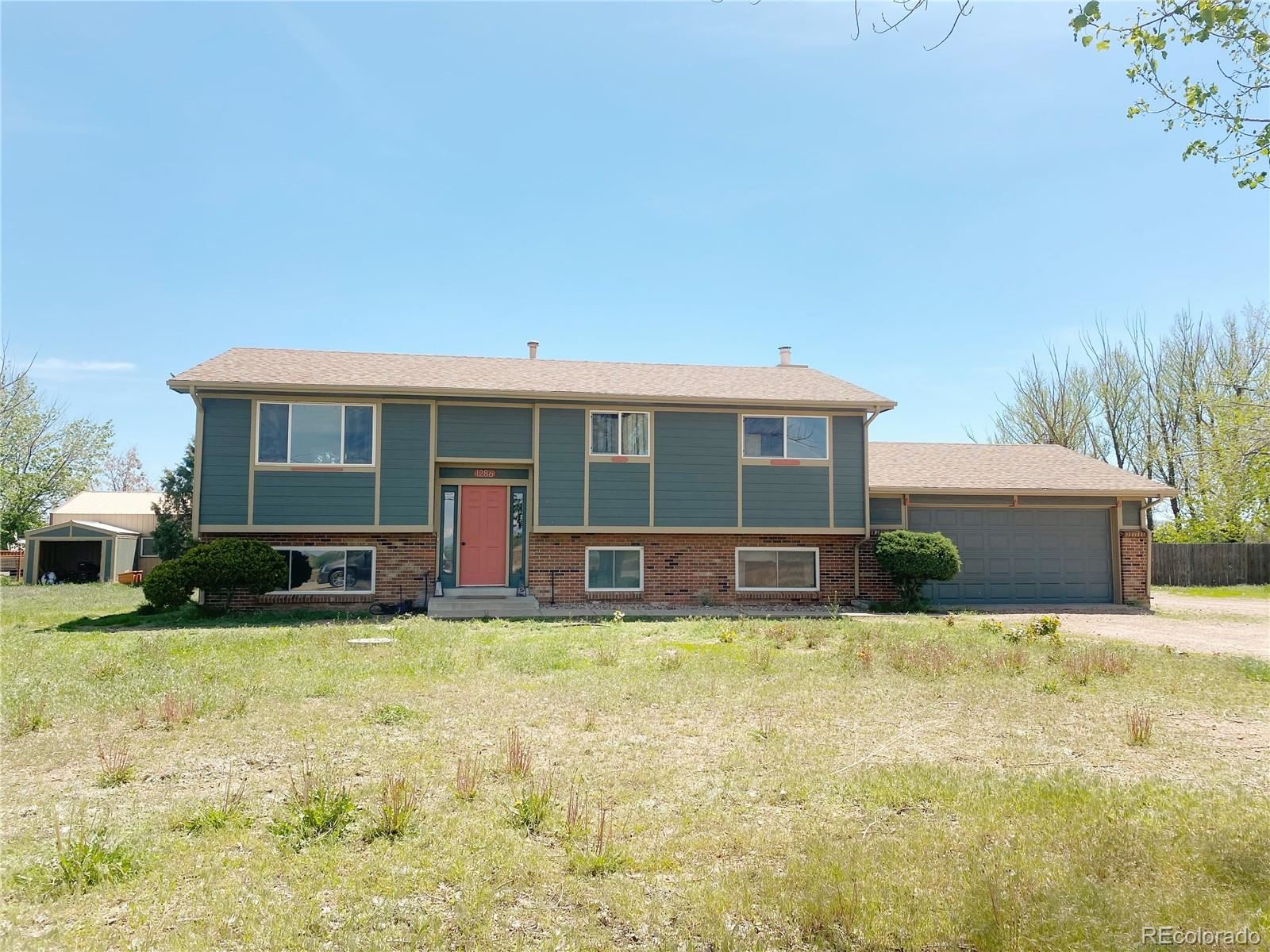 1286 S Denver Avenue, Fort Lupton, CO 80621 - #: 8331667