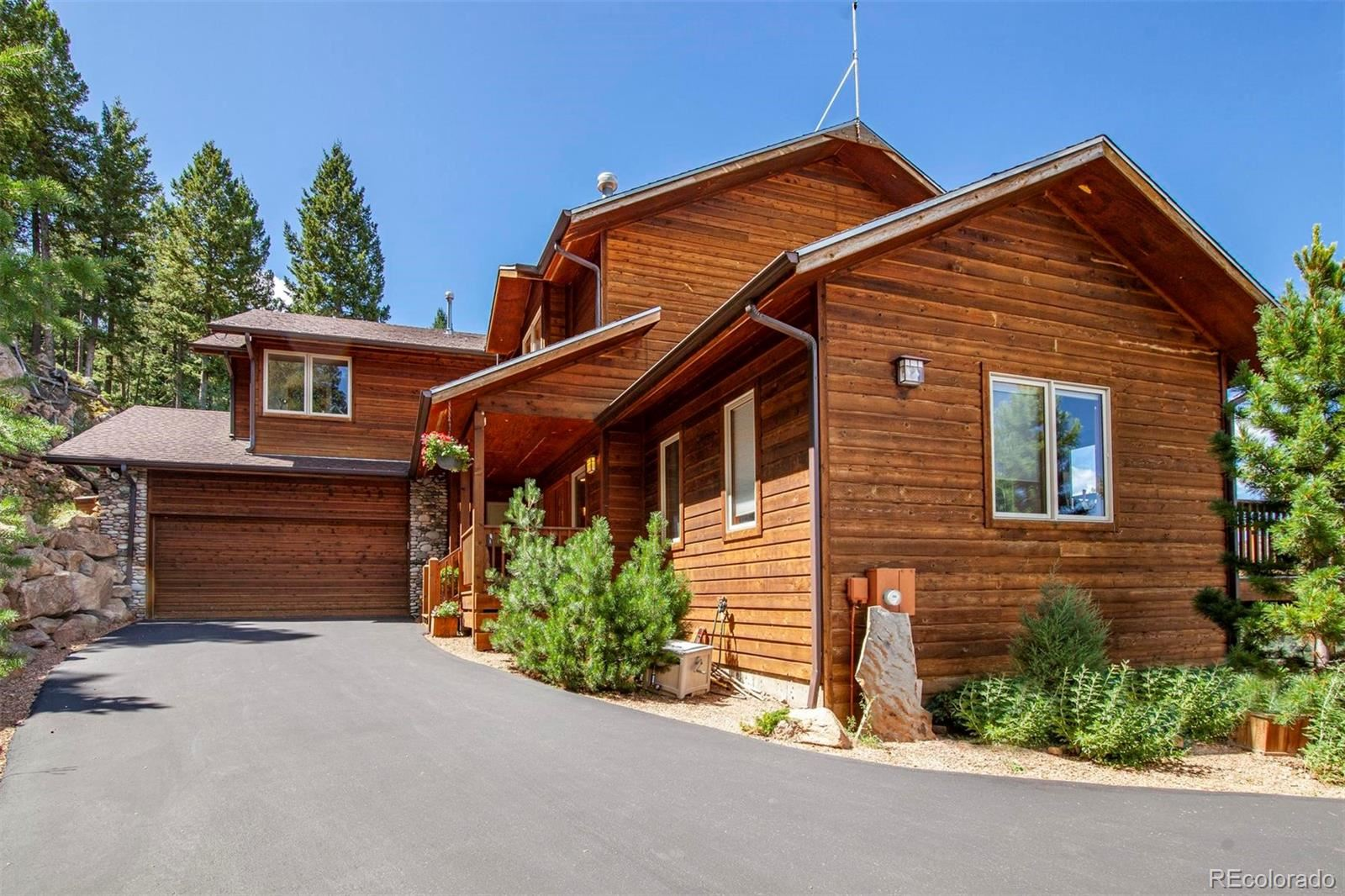 6837 Berry Bush Lane, Evergreen, CO 80439 - #: 2518668