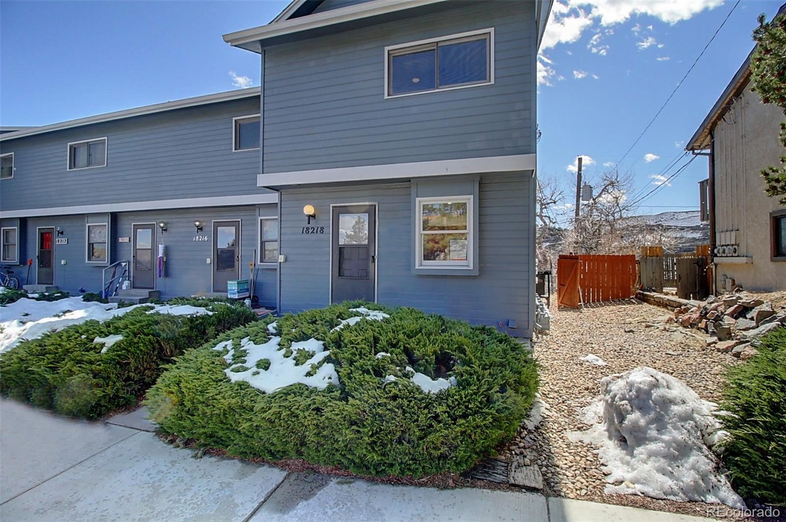 18218 W 3rd Place, Golden, CO 80401 - #: 5977669
