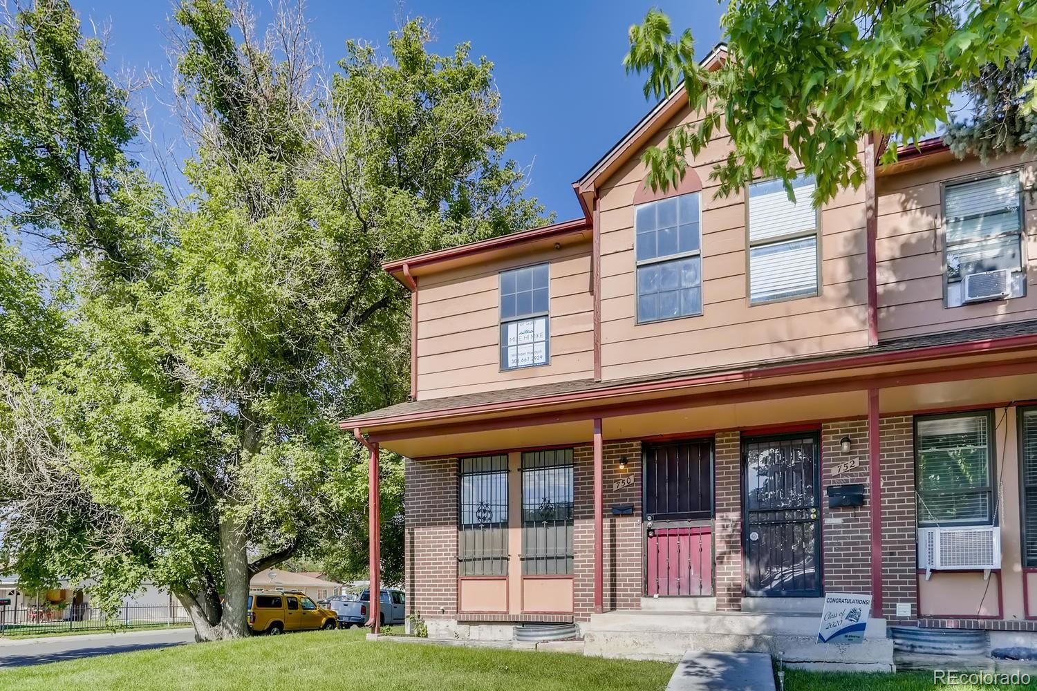 750 S Patton Court #1, Denver, CO 80219 - #: 8581669