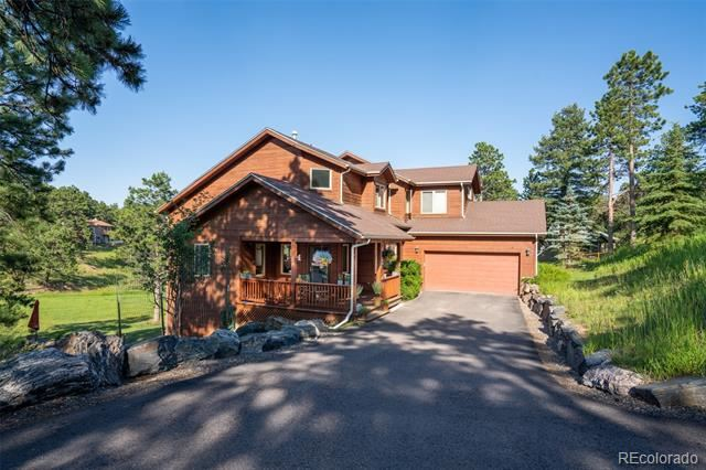 31299 Manitoba Drive, Evergreen, CO 80439 - #: 5901670