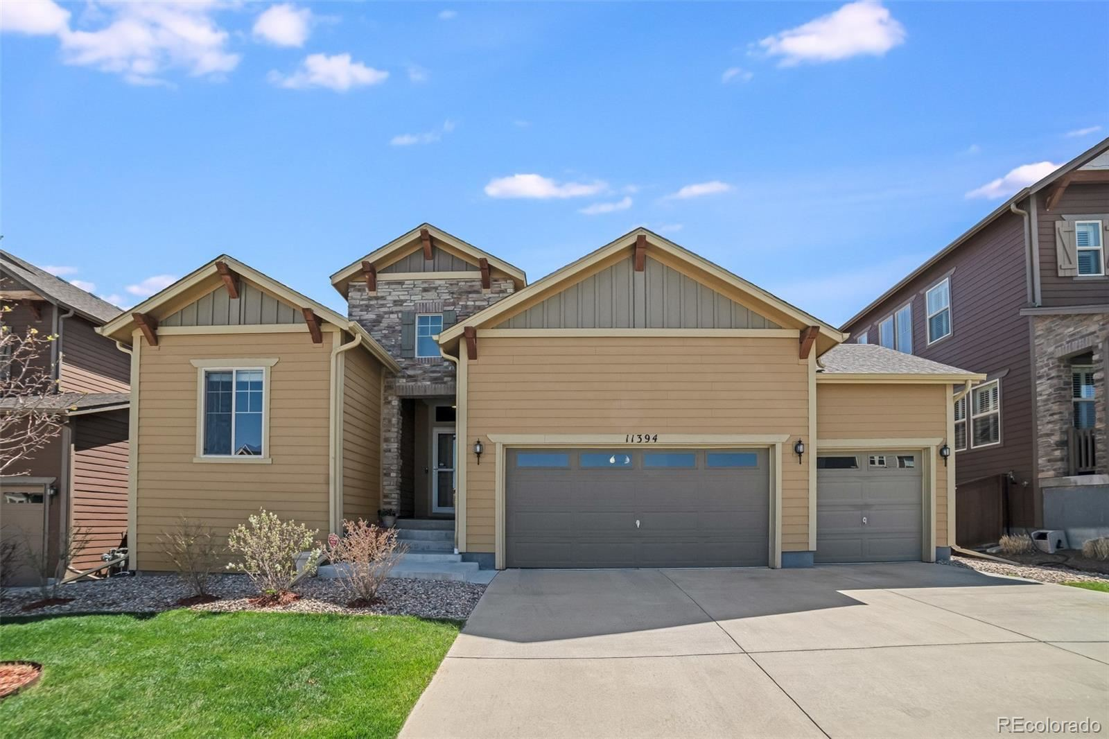 11394  Clove Way, Parker, CO 80134 - #: 7152670