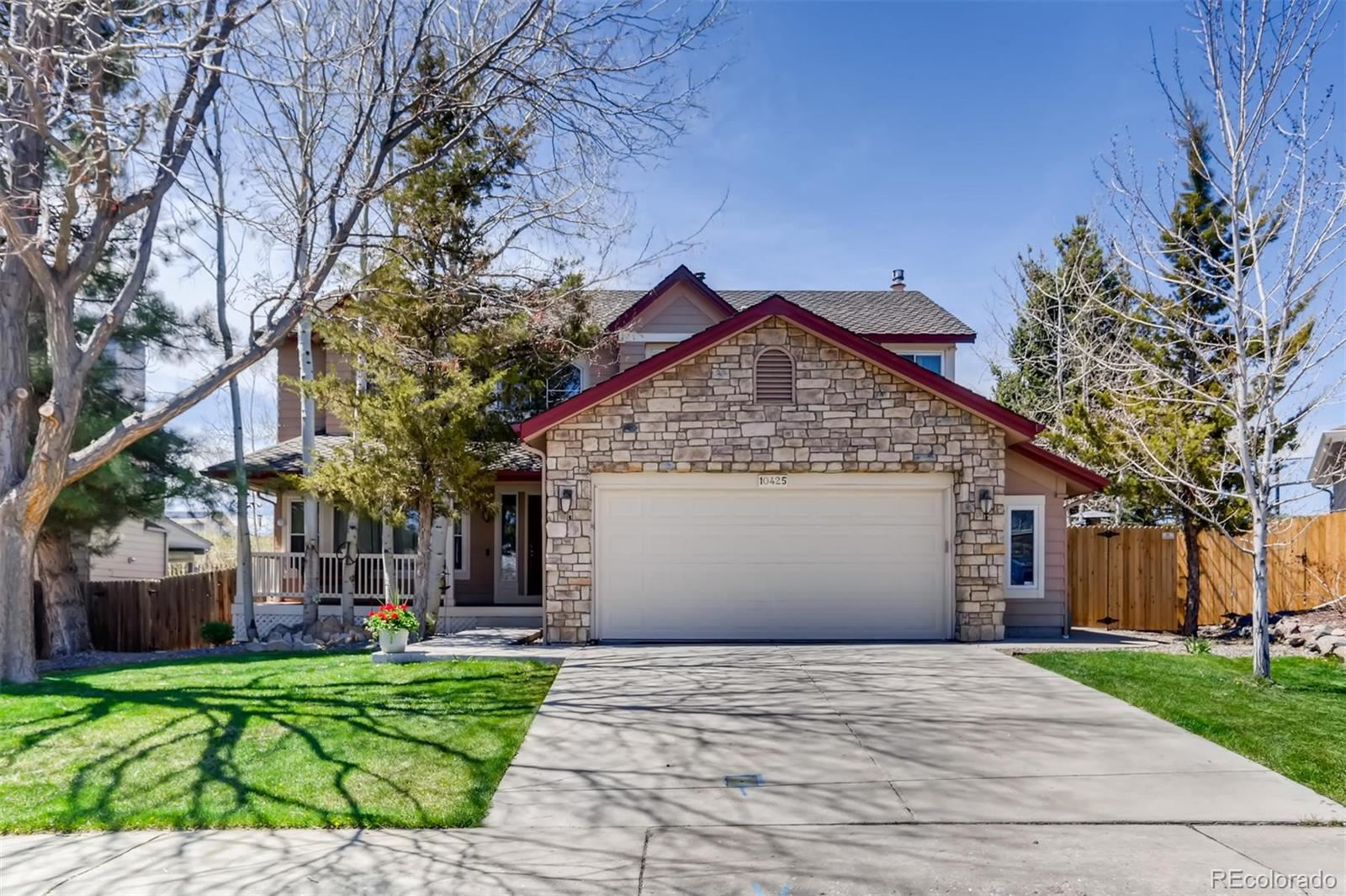 10425  Winterflower Way, Parker, CO 80134 - #: 4843672