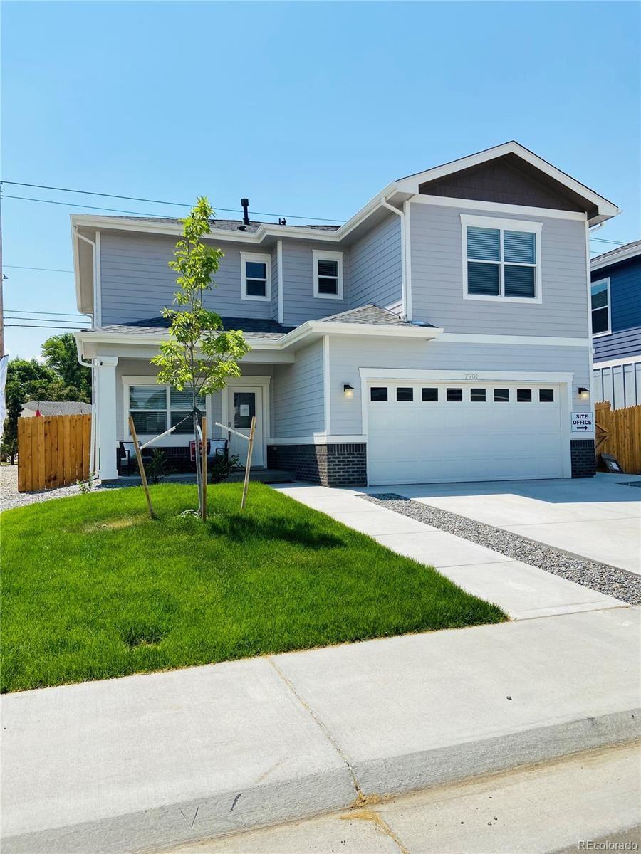 1456 Elmwood Place, Denver, CO 80221 - #: 3788674
