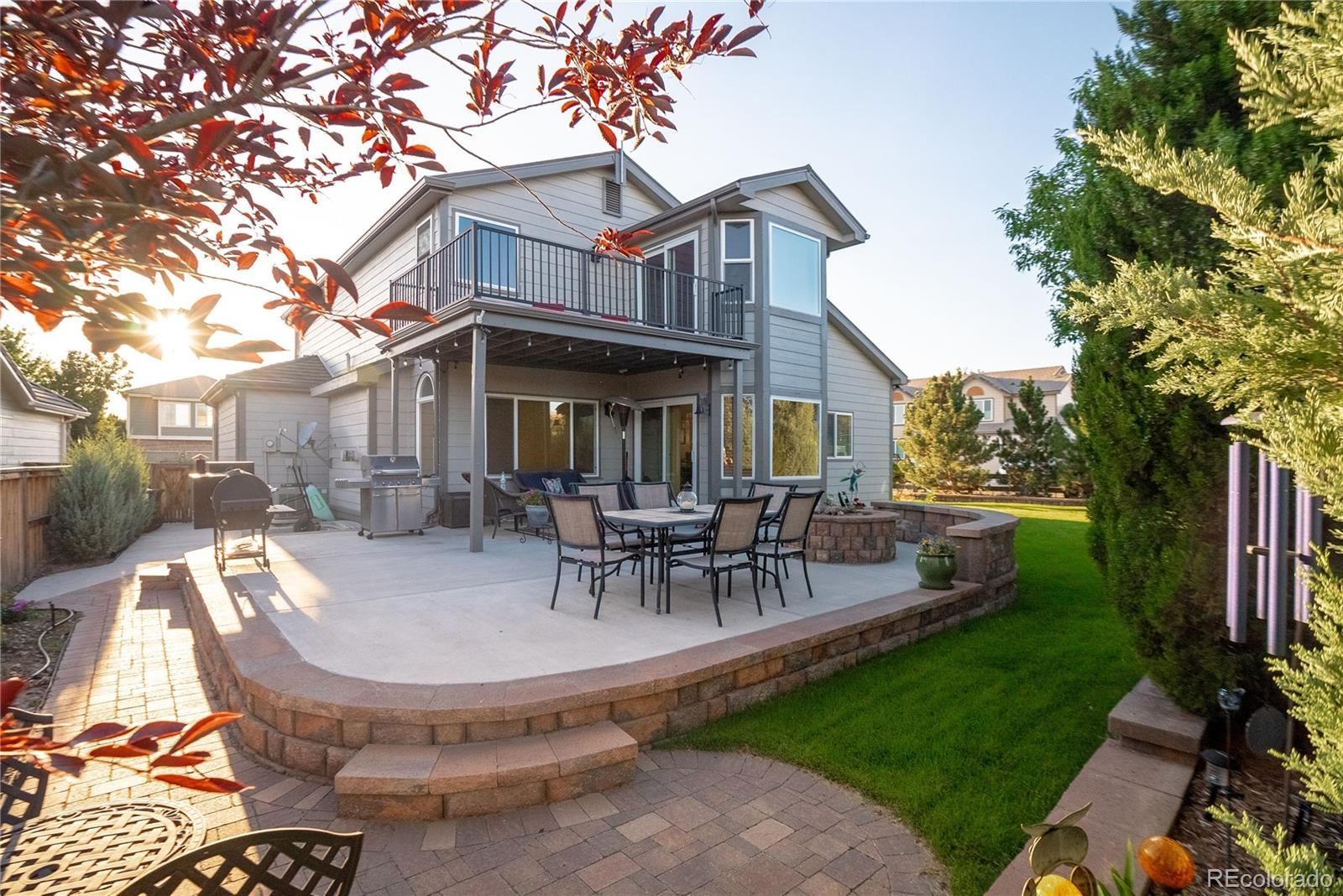 3208  Oak Leaf Place, Highlands Ranch, CO 80129 - #: 7570674