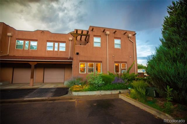 8 Taos Place UNIT 8, Manitou Springs, CO 80829 - #: 3428675