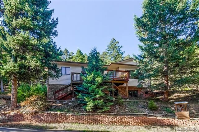 22507 Shawnee Road, Indian Hills, CO 80454 - #: 8593677