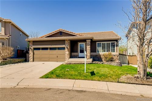 Photo of 9590 Townsville Circle, Highlands Ranch, CO 80130 (MLS # 1512678)